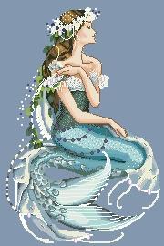 Схема Зачарованная русалка / Enchanted Mermaid