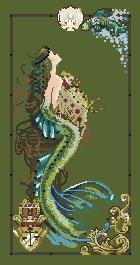Схема Русалка Атлантиды / Mermaid of Atlantis