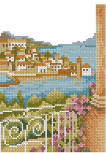 Схема Вид из окна