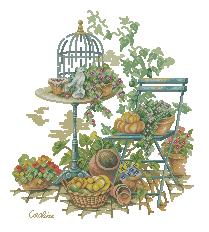 Схема Сад и огород