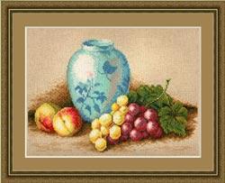 Схема Голубая ваза