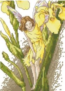 Схема Фея / The Iris Fairy
