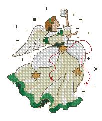 Схема Ангел и снег
