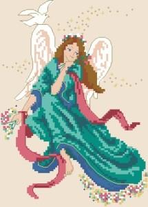Схема Ангел / Daydream Angel