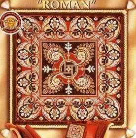 Схема Римский узор