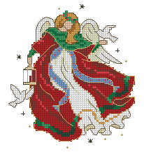 Схема Ангел и птицы