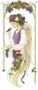 Схема Прекрасный ангел