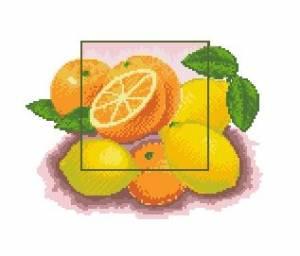Схема Апельсины и лимоны