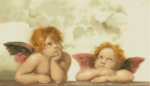 Схема Ангелы / Rafael Angels