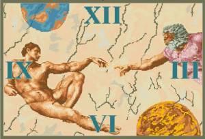 Схема Antik-vremia (Микеланджело)