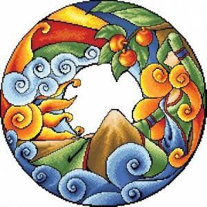 Схема Земля