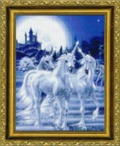 Схема Единороги / Gathering Unicorns