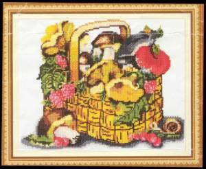 Схема Грибы и ягоды