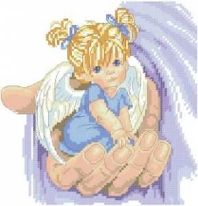 Схема Ангелок в руке