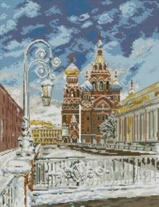 Схема Канал Грибоедова