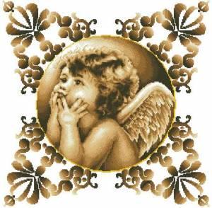 Схема Задумчивый ангел