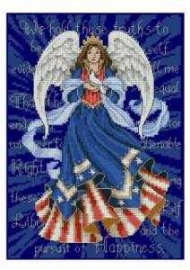 Схема Ангел патриот