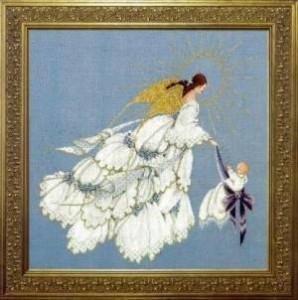 Схема Ангелы / Angel of Mercy
