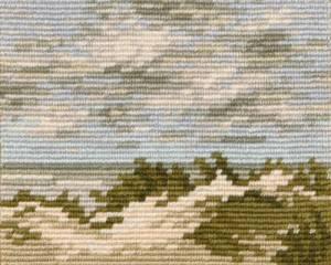 Схема Северное море дюн / North Sea Dunes
