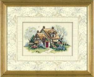 Схема Безмятежный коттедж / Serene Cottage