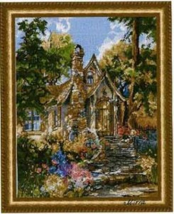 Схема Дом Ханса / Hansel's cottage