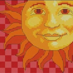 Схема Подушка / Sun Fun