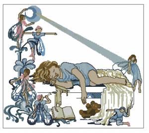 Схема Хранители сна