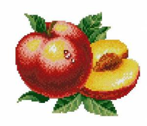 Схема Персик (с росой)