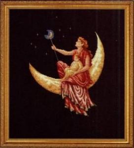Схема Лунная дева / Moon Maiden