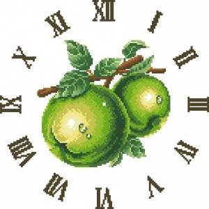 Схема Зеленые яблоки