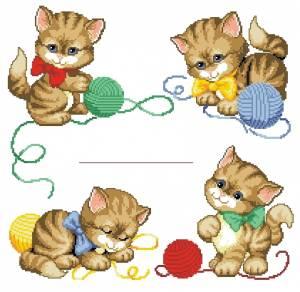 Схема Четыре котика