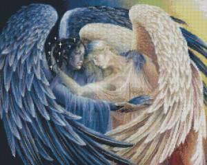 Схема Два ангела