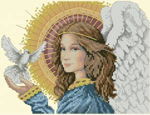 Схема Небесная благодать / Heavenly Grace
