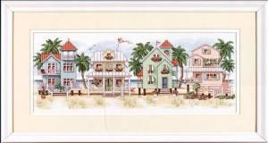 Схема Пляжные коттеджи