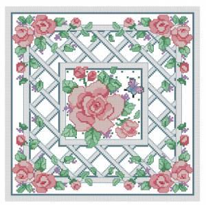 Схема Розы на решетке
