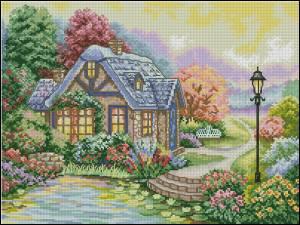 Схема Дом, милый дом