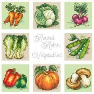 Схема Овощной сэмплер