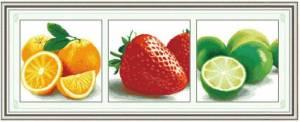 Схема Триптих — фрукты