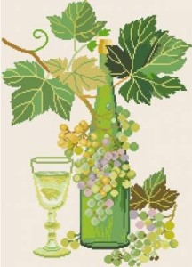 Схема Белое вино