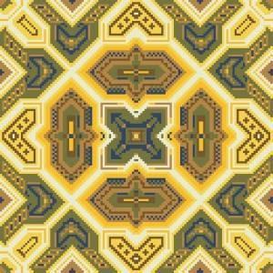 Схема Орнамент геометрия