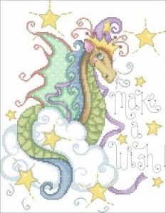 Схема Загадай желание / Make a wish