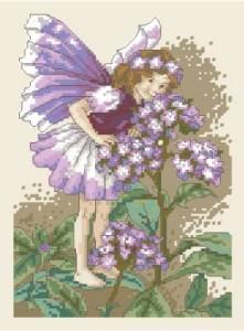 Схема Фея / The Heliotrope Fairy