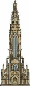 Схема Готическая Хиральда / Gothic Giralda