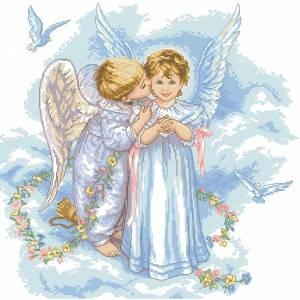 Схема Поцелуй ангела