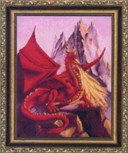 Схема Огненный дракон
