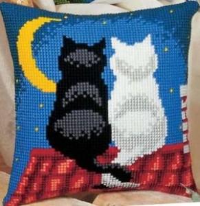 Схема Коты при луне