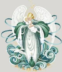 Схема Ангел материнства