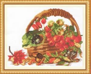 Схема Рябина и орехи