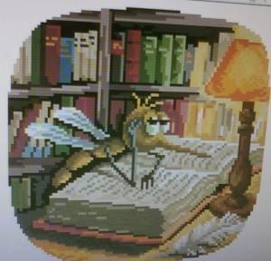 Схема Учёный комар