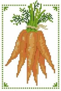 Схема Морковка